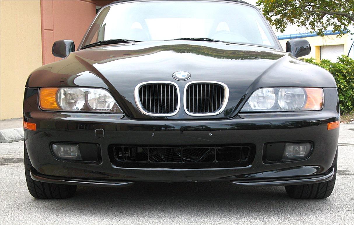 1996 1999 Bmw Z3 Roadster Acs Style 2pc Front Bumper Lip