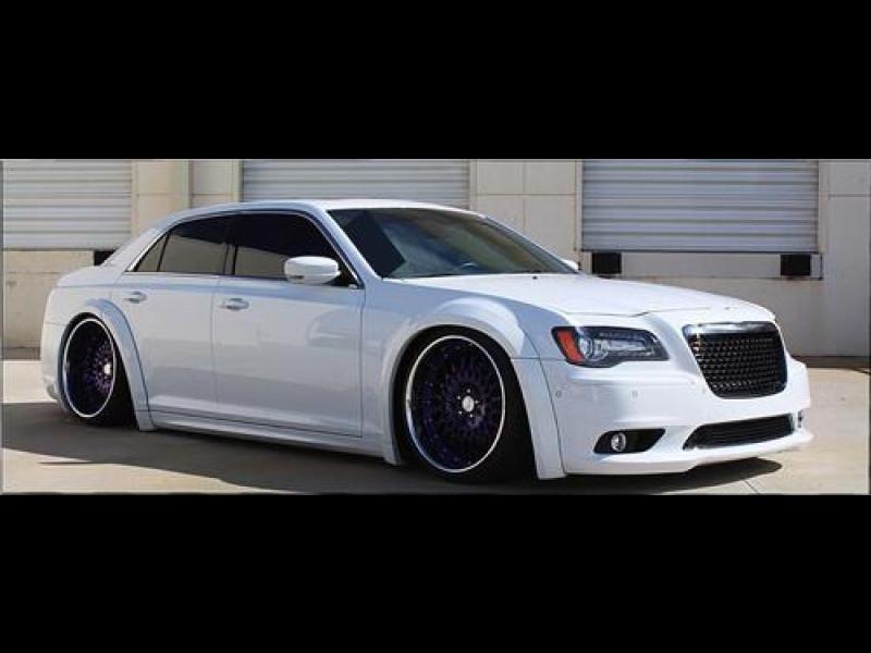 2011 2013 Chrysler 300 Amp Srt8 Linea Tesoro 14pc Wide Body