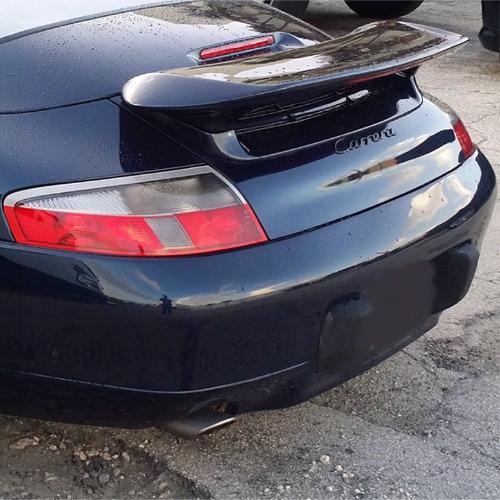 1997 2004 porsche 911 996 c2 tuner style rear wing. Black Bedroom Furniture Sets. Home Design Ideas