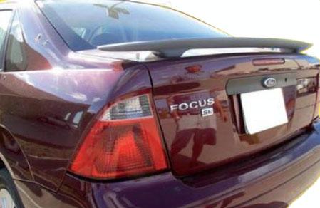 Trunk spoiler Focus Sedan 1998-2004