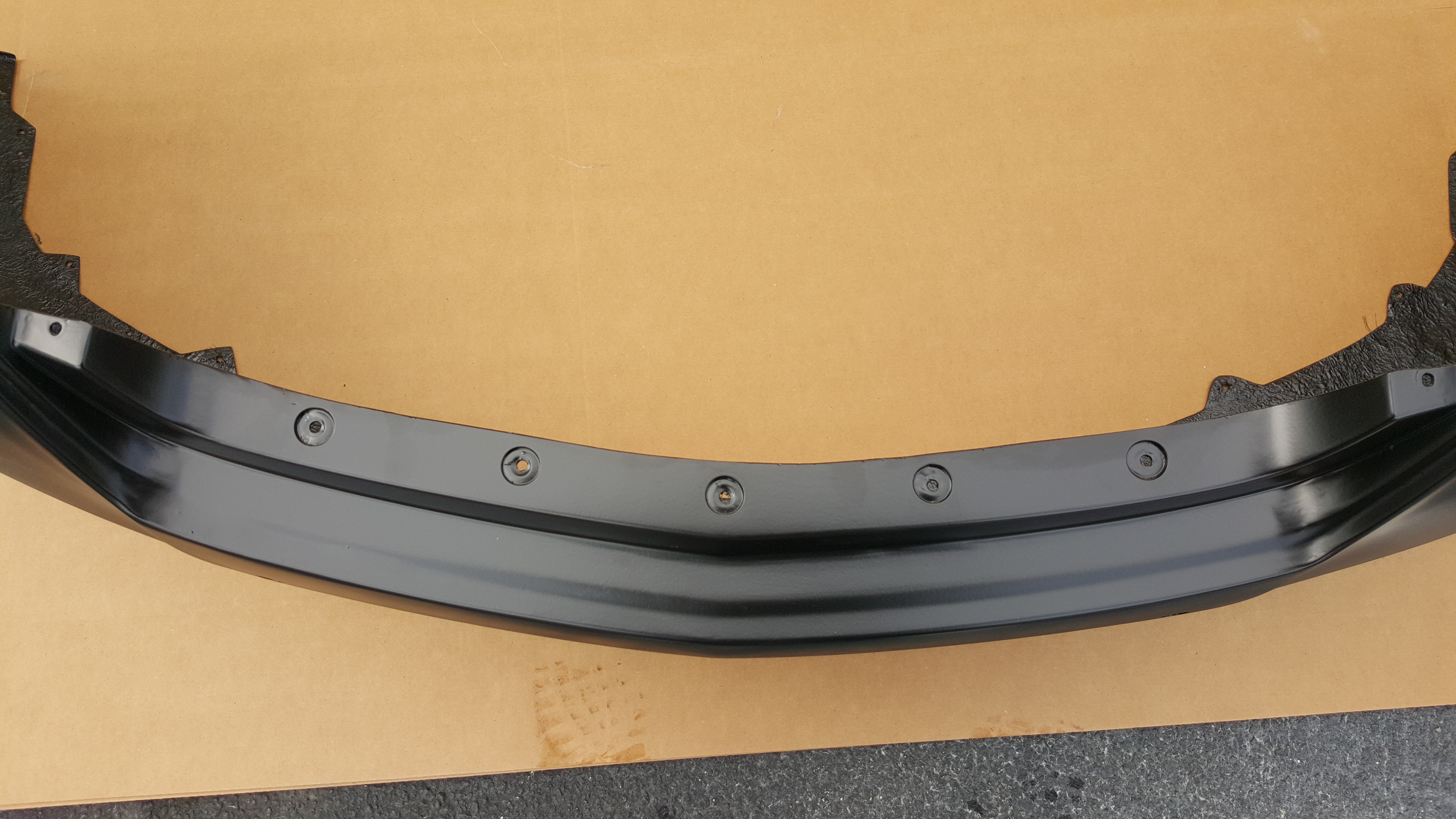 Bentley Gt Ss Style Front Bumper Cover on 2005 Bentley Continental Gt Parts