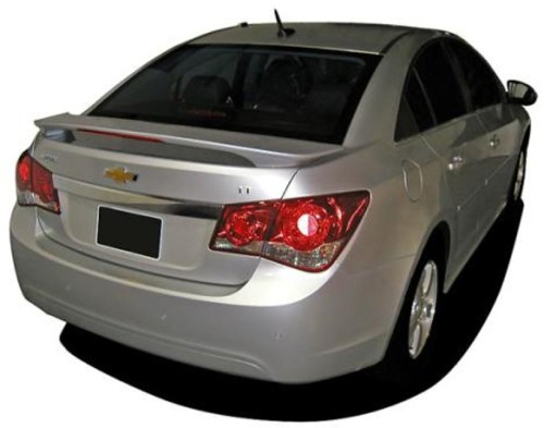 2010 chevy cruze factory style rear wing spoiler. Black Bedroom Furniture Sets. Home Design Ideas