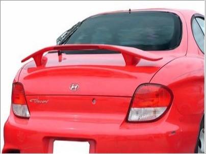 2000 2002 hyundai tiburon gt style rear wing spoiler w light 2000 2002 hyundai tiburon gt style rear wing spoiler w light