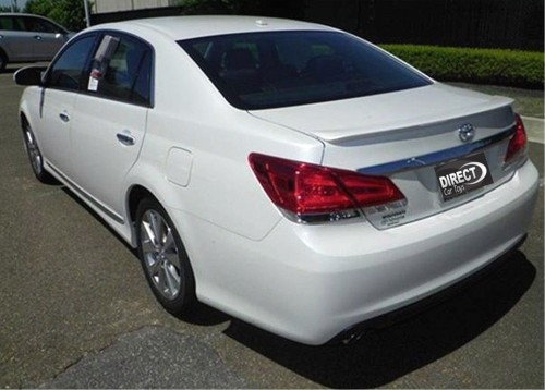 Car Factory Direct >> 2011-2012 Toyota Avalon Factory Style Rear Lip Spoiler