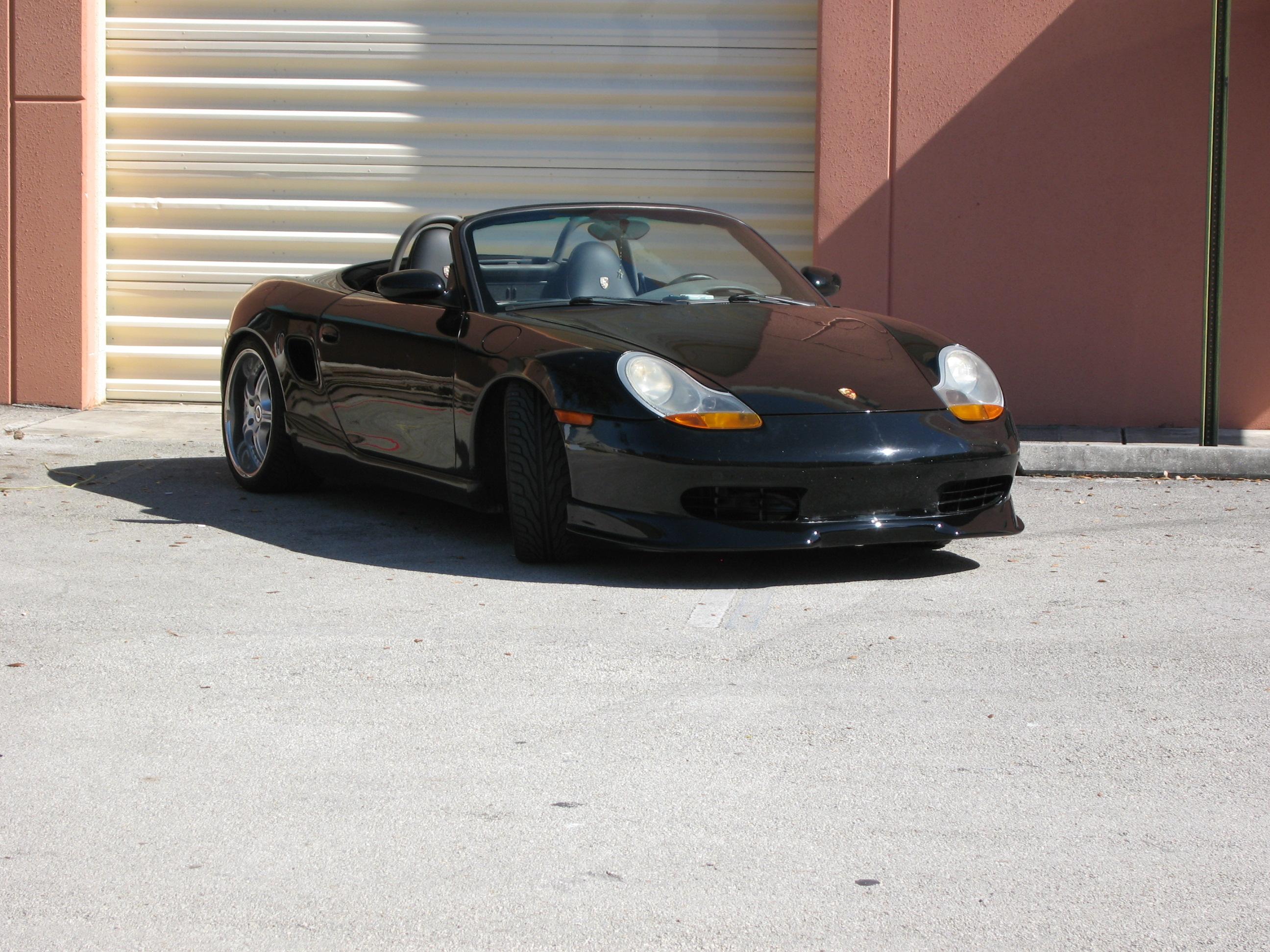 2001 Porsche Boxster Code Scanner – HD Wallpapers