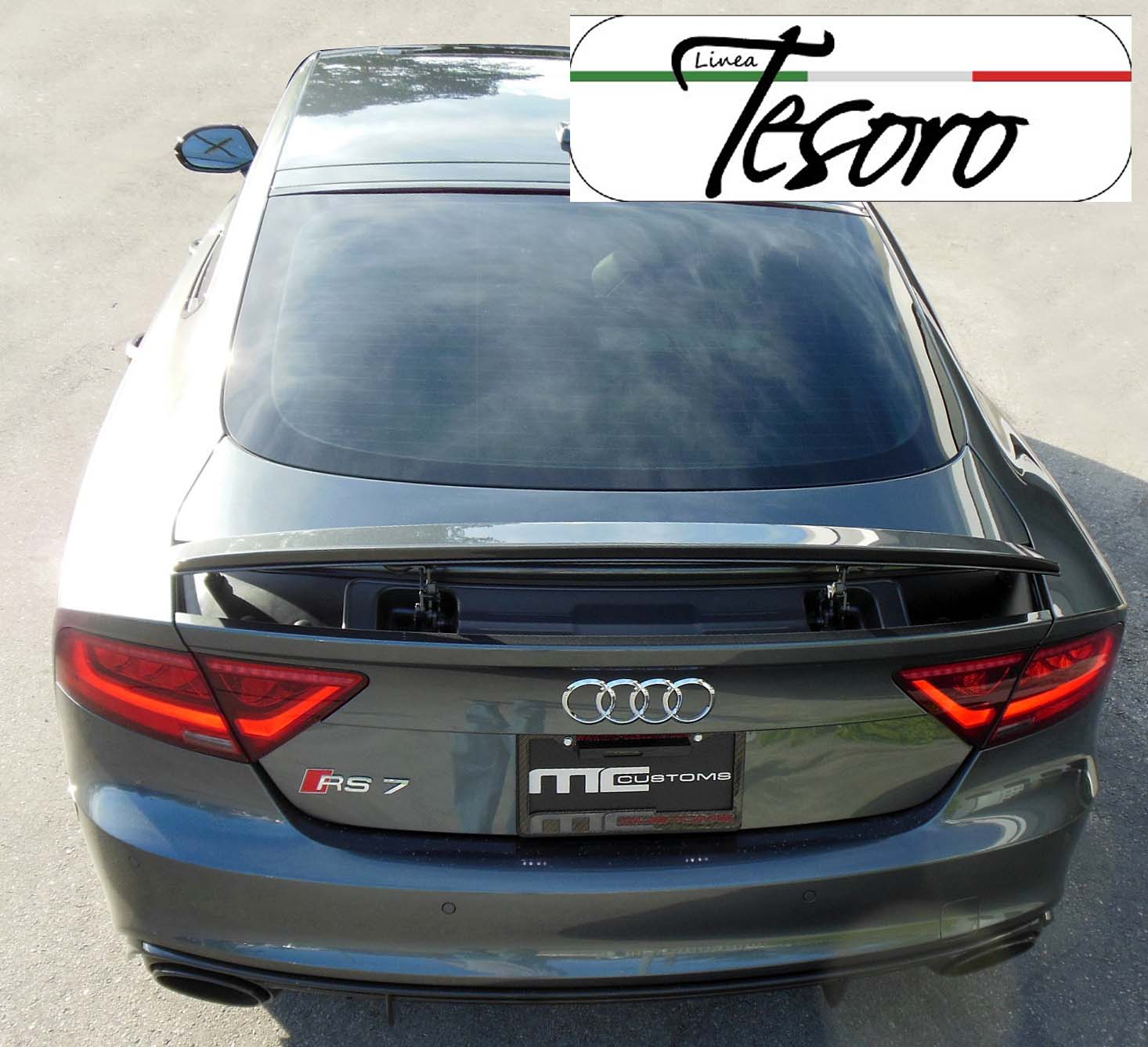 2017 Audi Rs 7 Camshaft: 2010-2017 AUDI A7 / S7 / RS7 Euro Style Rear Trunk Lip Spoiler
