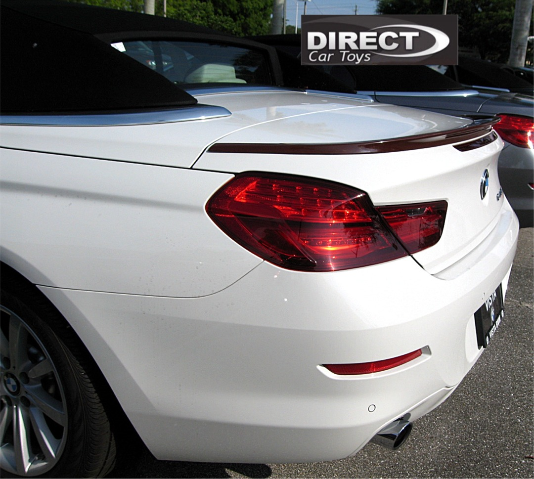 2012-2017 BMW 6-Series Convertible ACS Style Rear Lip Spoiler