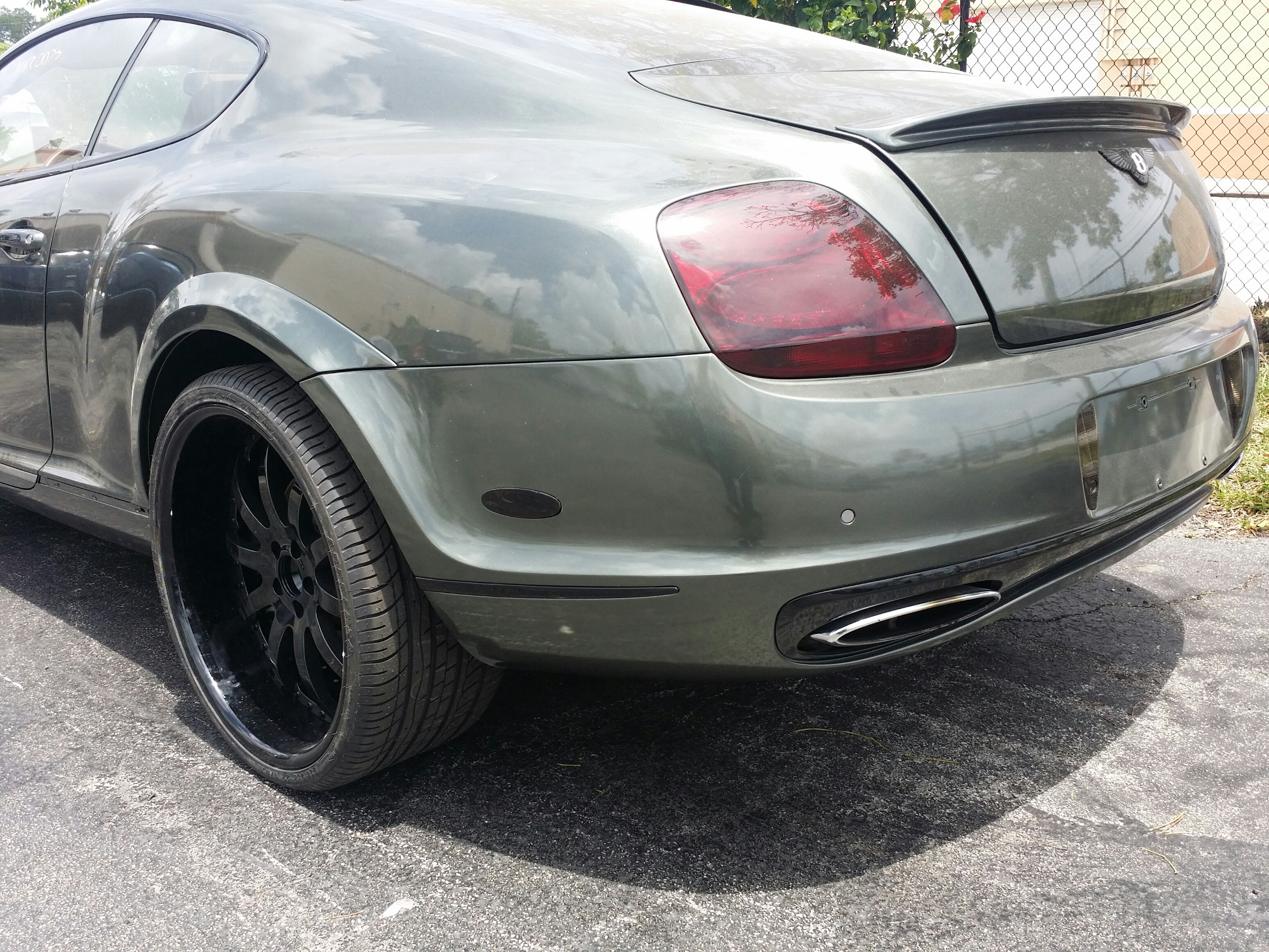price coupe anniversary bentley gt continental
