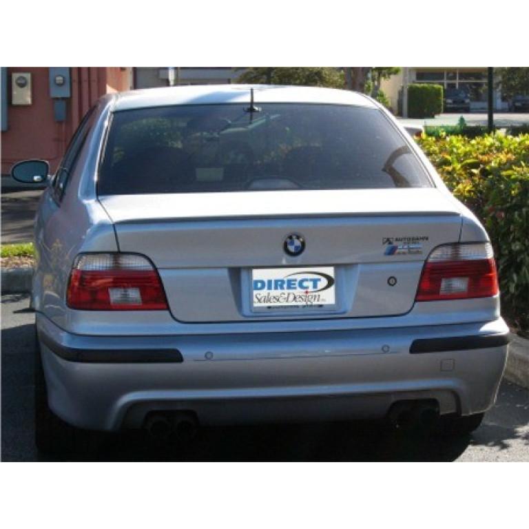 BMW M3 Style Trunk Lip Spoiler For Cadillac Seville 5th 1998-2004 Sedan