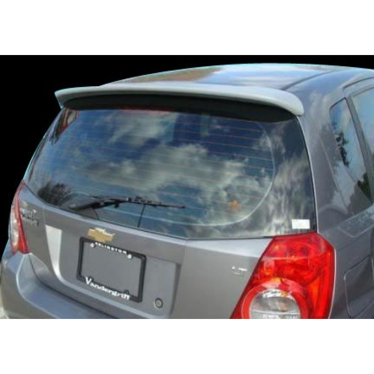 2004 2011 Chevy Aveo Hatchback Rear Spoiler