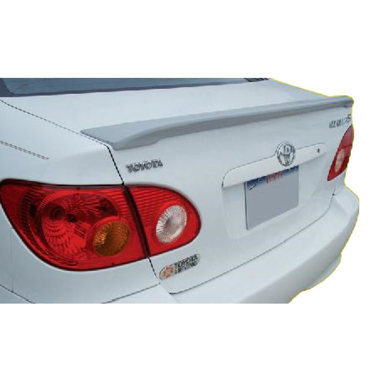 For 1998 1999 2000 2001 2002 2003 Toyota Sienna FACTORY STYLE Spoiler UNPAINTED