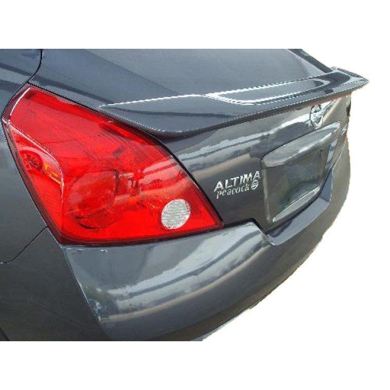 2008 2012 Nissan Altima Coupe Factory Style Flush Mount Rear Spoiler W/Light
