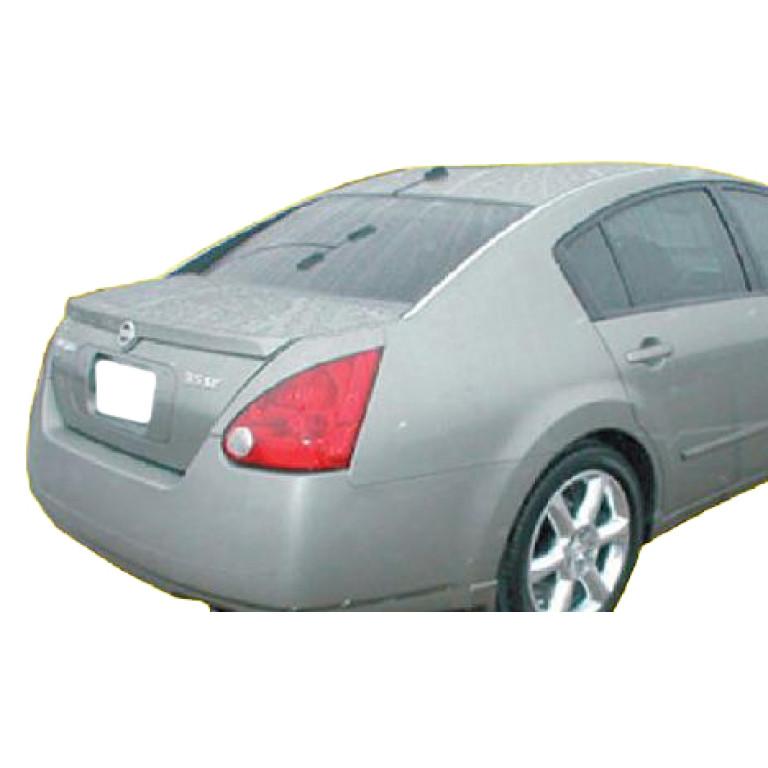 2004 2008 Nissan Maxima Factory Style Rear Lip Spoiler