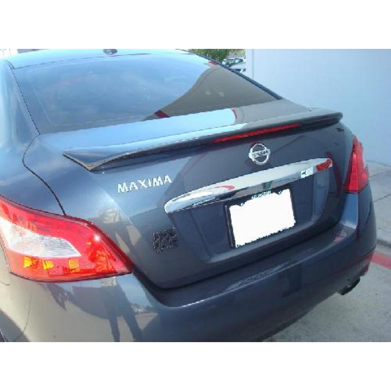 2009 2015 Nissan Maxima Factory Style Spoiler W Light