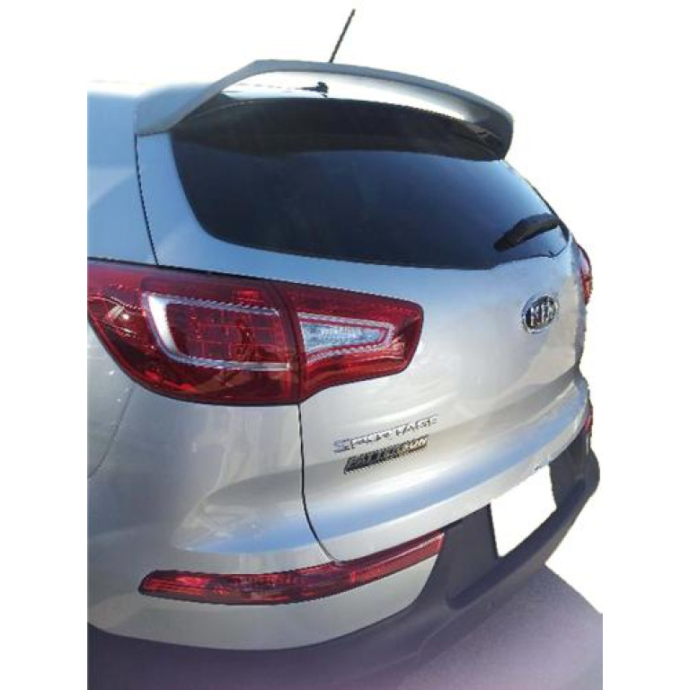 PAINTED SPOILER FOR A KIA SPORTAGE 2011-2015