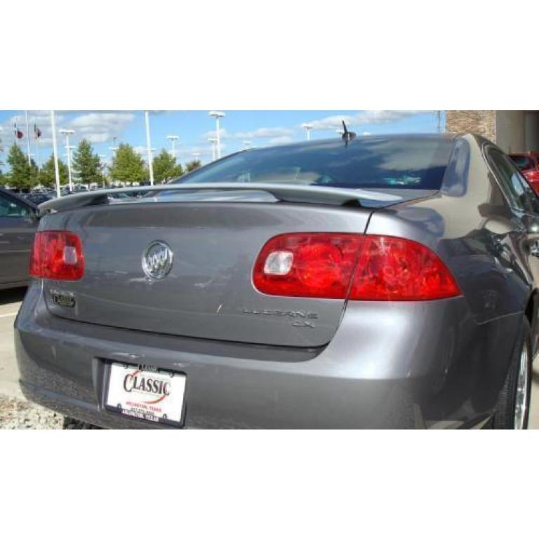 2006-2011 Buick Lucerna Carbono Look Janela Traseira ROOF Spoiler