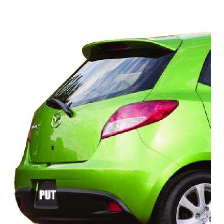 Roof spoiler Focus II 2005-2011 WRC Look