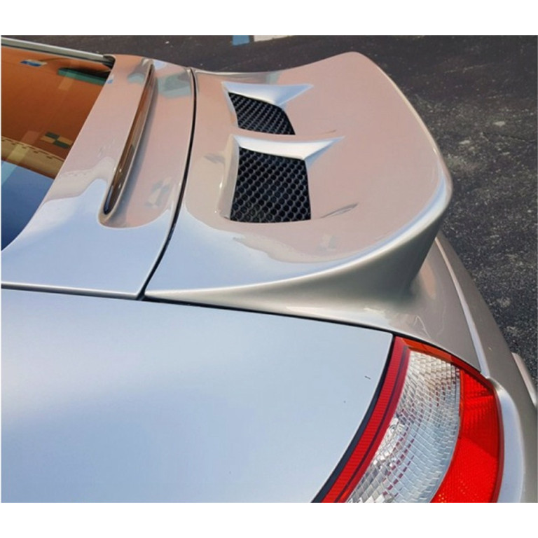 Fits Buick Lucerne Custom Style Spoiler Wing Primer With Brake Light