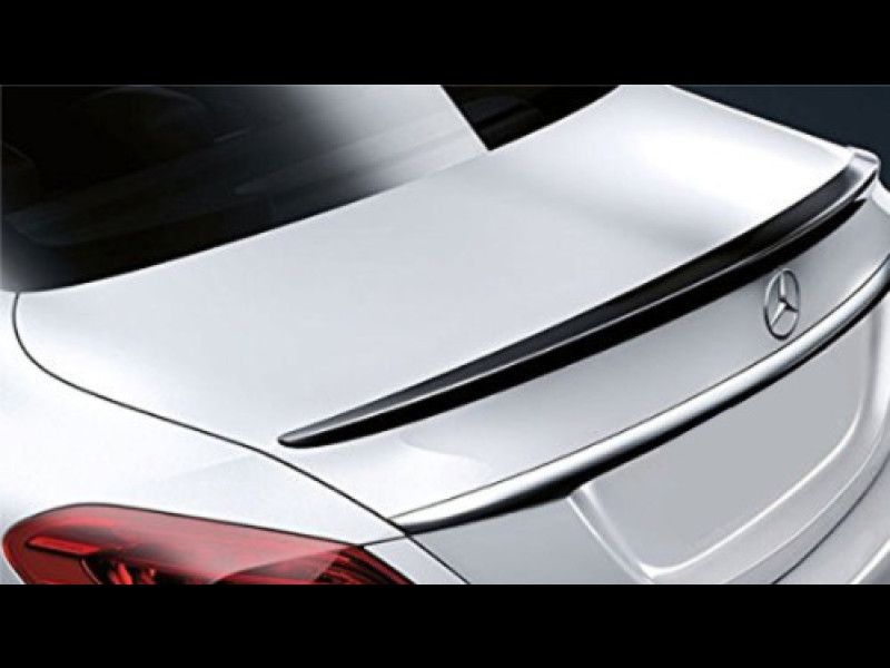 20152017 Mercedes CClass Sedan Factory Style Rear Lip Spoiler