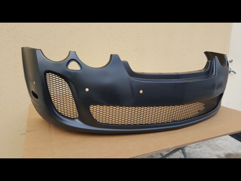 2005 2011 Bentley Continental Gtc Ss Style Front Bumper Cover