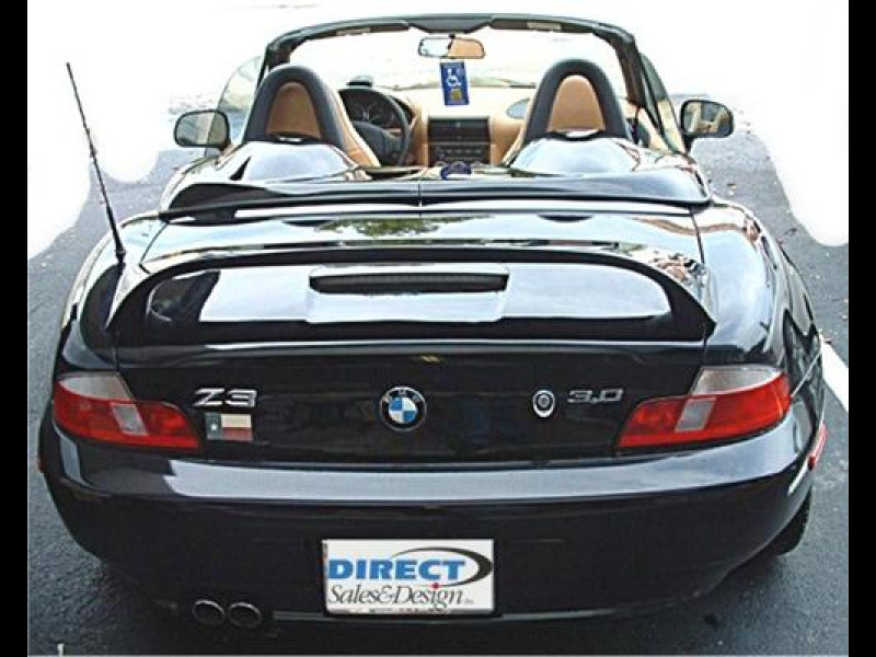 1996 2002 Bmw Z3 Roadster Factory Style Rear Wing Spoiler