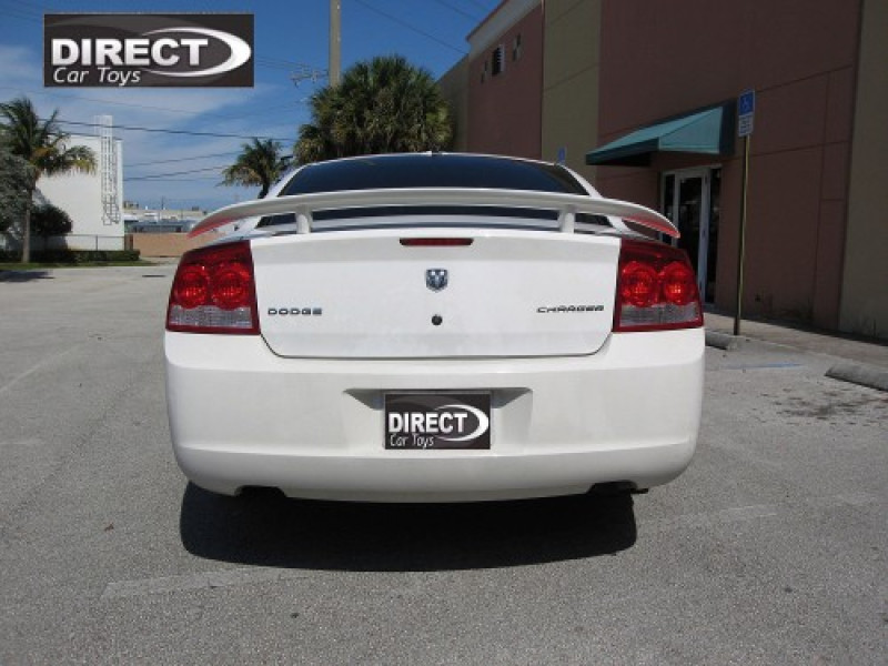 2006 2010 Dodge Charger Factory Daytona Srt8 Style Rear