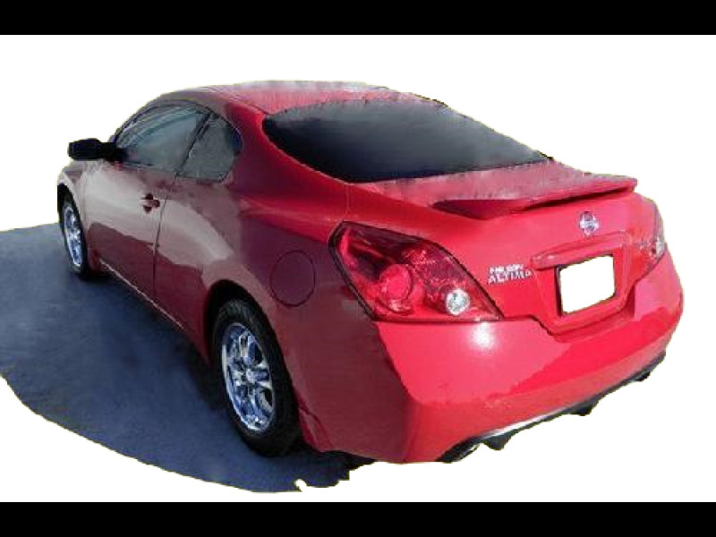 2008 2012 nissan altima coupe factory style rear wing spoiler. Black Bedroom Furniture Sets. Home Design Ideas