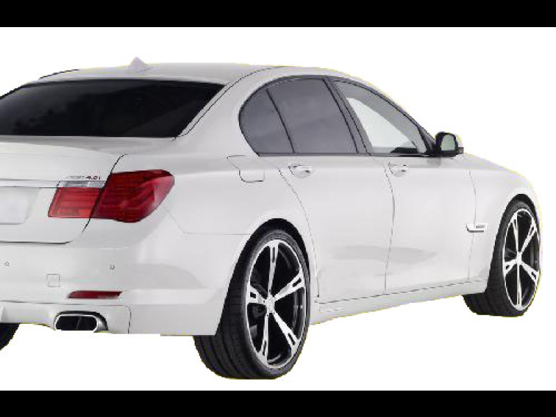 2009-2015 BMW 7 series F01/F02 Factory Style Rear Roof Spoiler