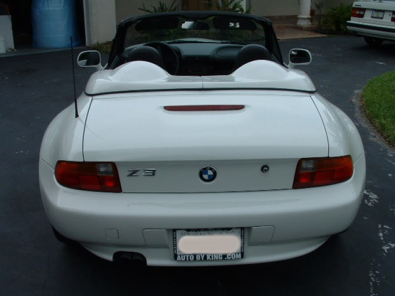 1996 2002 Bmw Z3 Roadster Speedster Humps