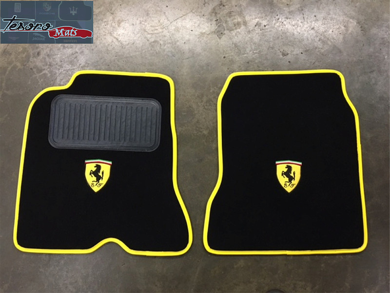 2014 2016 Ferrari California T Custom German Velour Floor