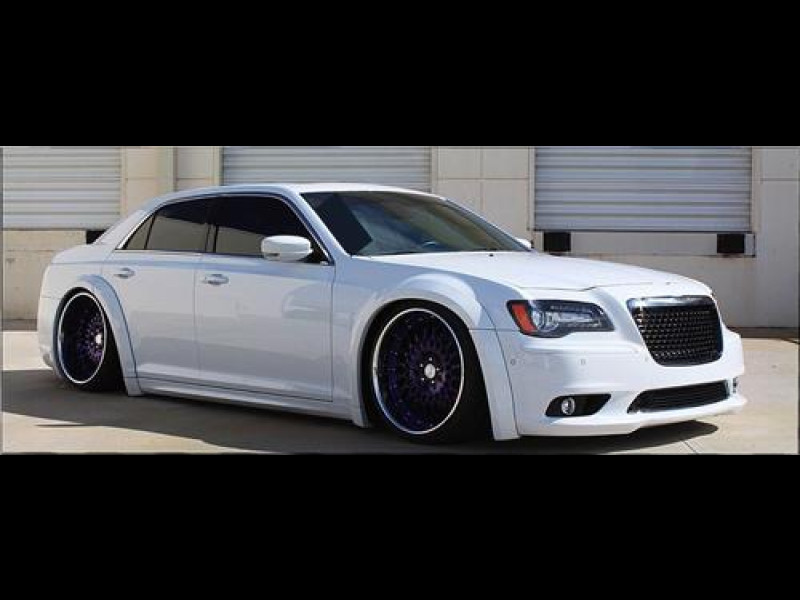 2011 2013 Chrysler 300 Amp Srt8 Linea Tesoro 14pc Wide Body