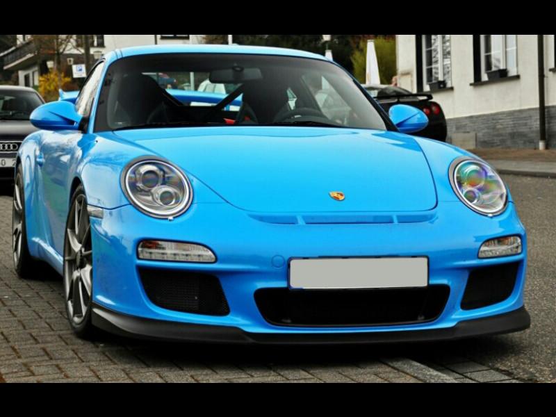 2005 2011 Porsche 911 997 Gt3 Rs Front Bumper W Front Lip