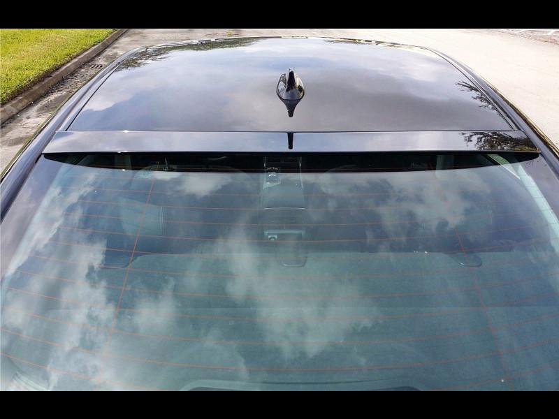 2007 2015 Jaguar Xf Tuner Style Rear Roof Glass Spoiler