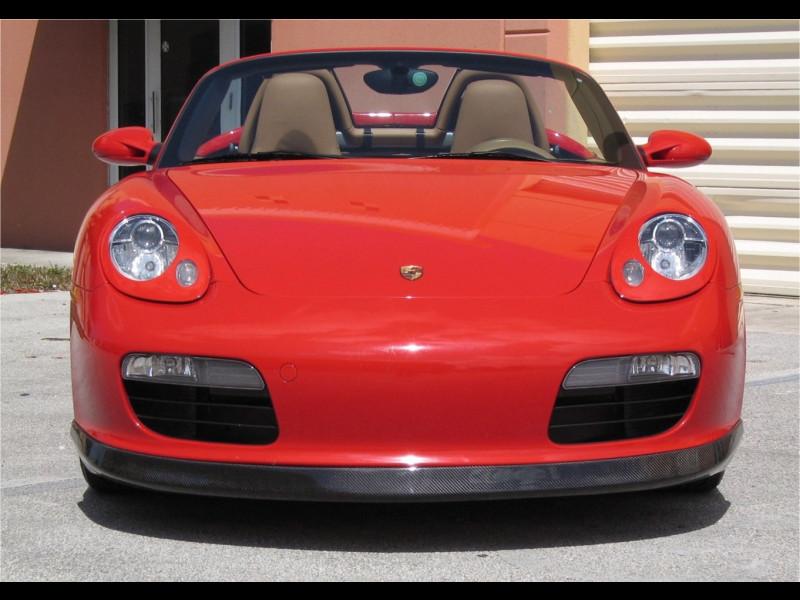 2005 2008 Porsche Boxster Euro Style Real Carbon Fiber
