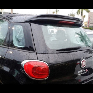 2013-2016 Fiat 500L Tuner Style Rear Roof Spoiler