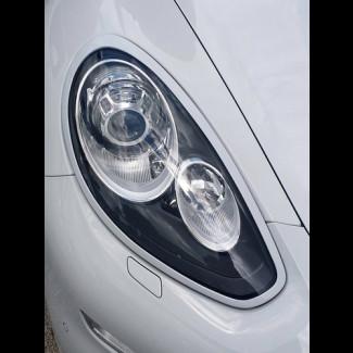 2014-2016  Porsche Panamera TA-Style Headlight Covers