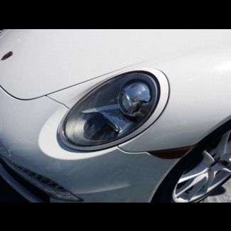 2012-2015 Porsche 911 / 991 Euro Style Headlight Covers