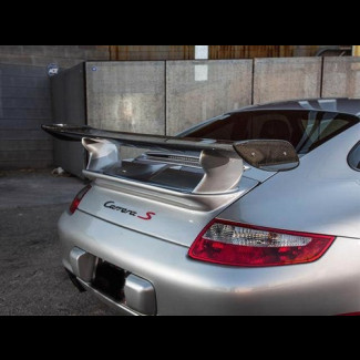 2005-2012 Porsche 911 / 997 Coupe GT3 RS Style Tailbase Wing
