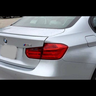 2012-2017 BMW 3-Series Sedan M3 Style Rear Lip Spoiler