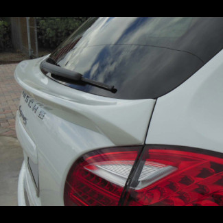 2011-2015 Porsche Cayenne L-Style Rear Lip Spoiler