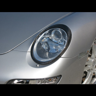 2005-2011 Porsche 911 / 997 TA Style Headlight Covers