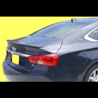 2014+ Chevy Impala Factory Style Rear Trunk Lip Spoiler