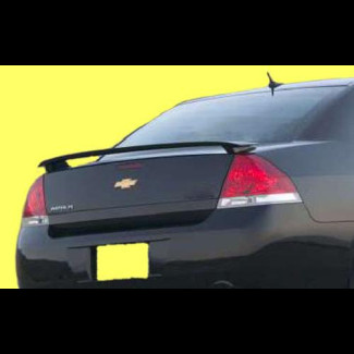 2006-2013 Chevy Impala SS Model Factory Style Rear Wing Spoiler