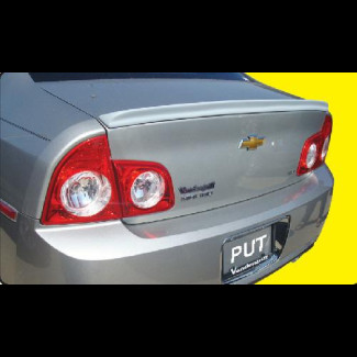 2008-2012 Chevy Malibu Factory Style Rear Trunk Lip Spoiler