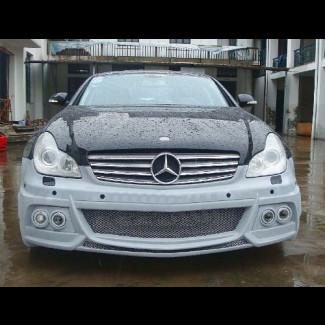 2005-2009 Mercedes Benz CLS W-Style Front Bumper