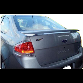 2008-2011 Ford Focus Sedan Tuner Style Rear Wing Spoiler