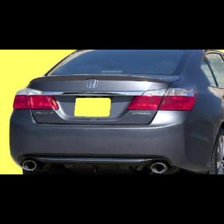 2013-2017 Honda Accord Sedan Factory Style Rear Lip Spoiler