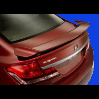 2012-2015 Honda Civic Sedan Factory Style Rear Wing Spoiler