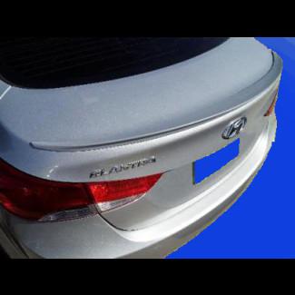 2011-2015 Hyundai Elantra Factory Style Rear Lip Spoiler