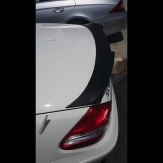 2002-2012 Mercedes SL W-Style Rear Lip Spoiler